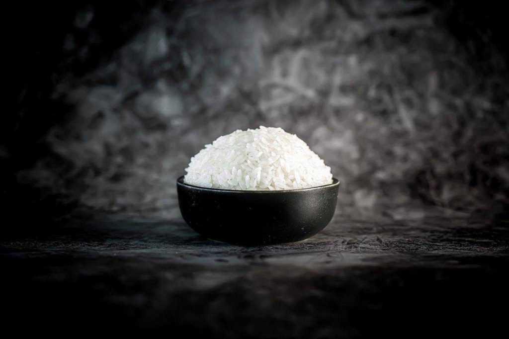 Japanese short-grain rice