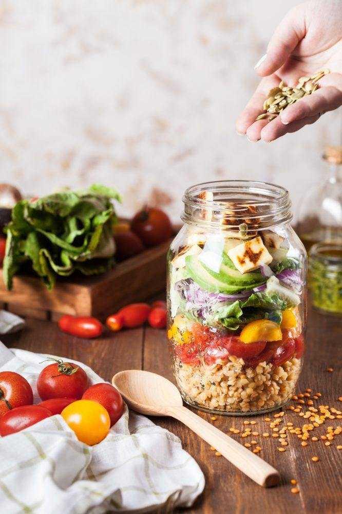 Vegan Plan-based diet