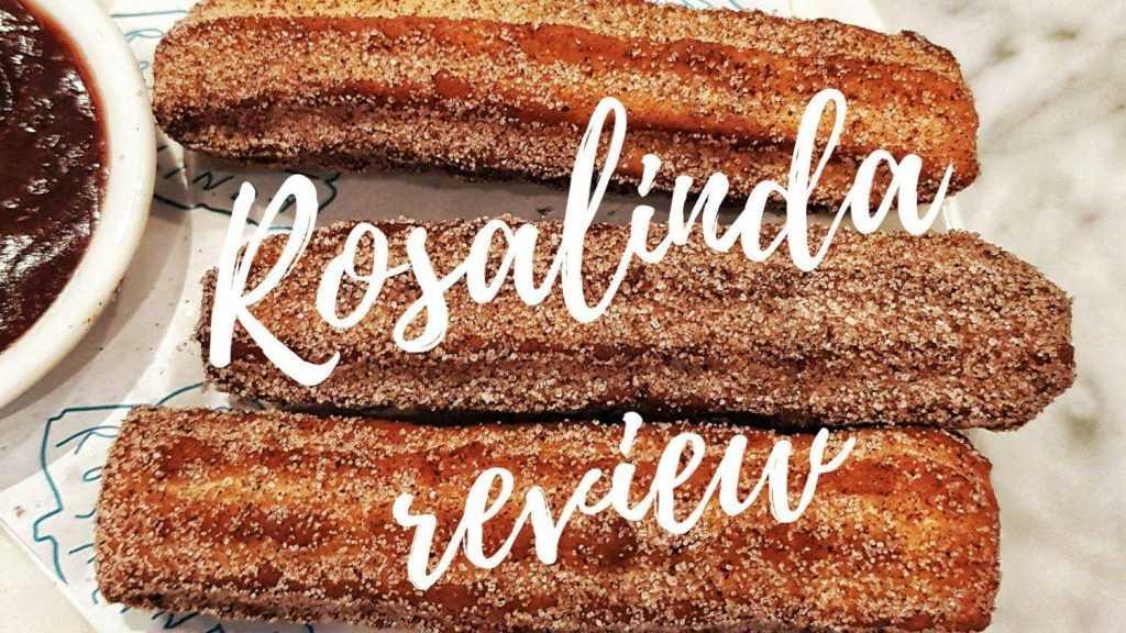 Vegan Mexican Rosalinda review