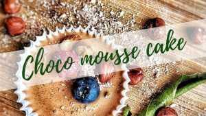 Choco Mousse Cake