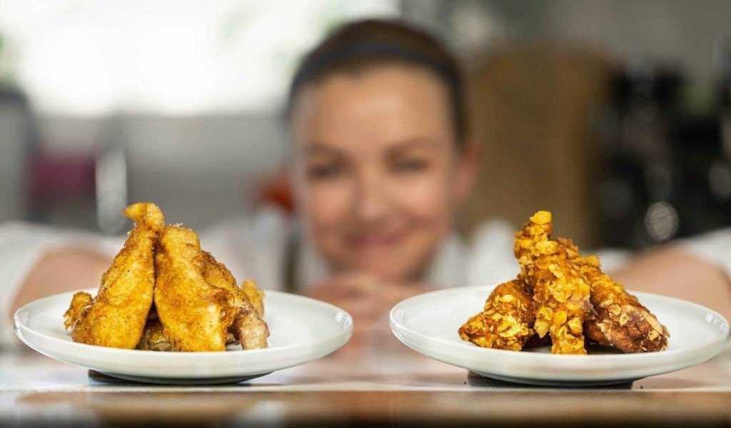 Chef Rudakova | Chicken fingers improved basic recipe | Chef vs. YouTube