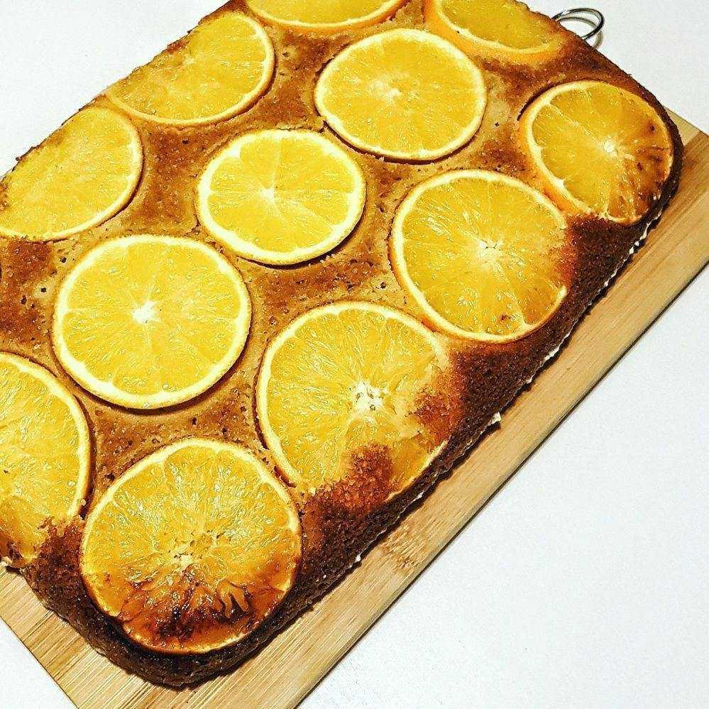 semolina vegan cake