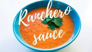 Ranchero mexican hot sauce recipe