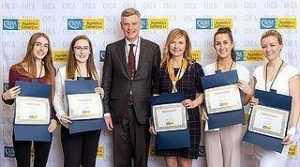 The Helderleigh Foundation Food & Nutrition Award Recipients